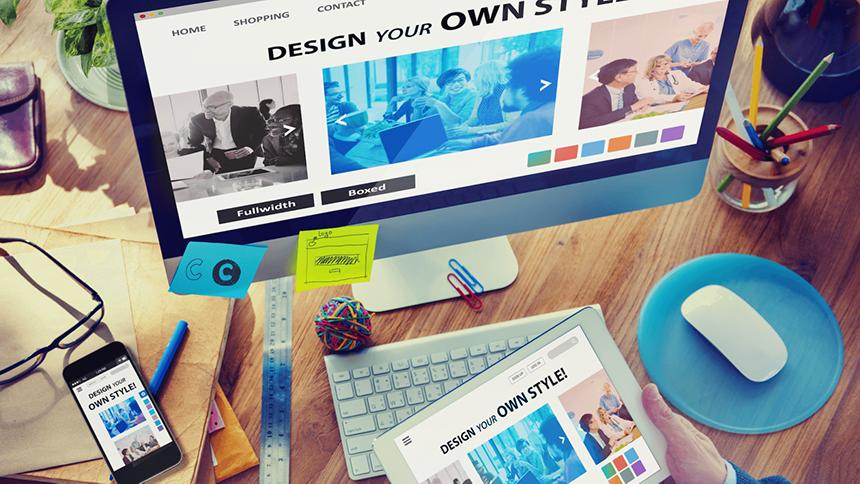 Веб дизайн Барселона
