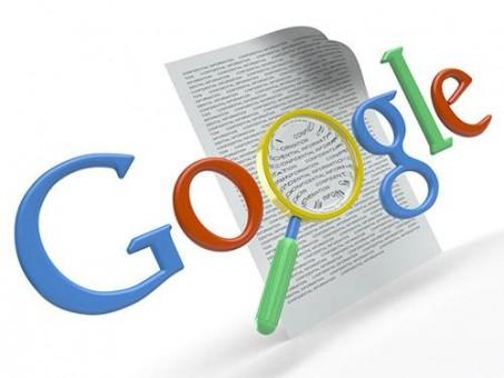 Google Web Positionierung